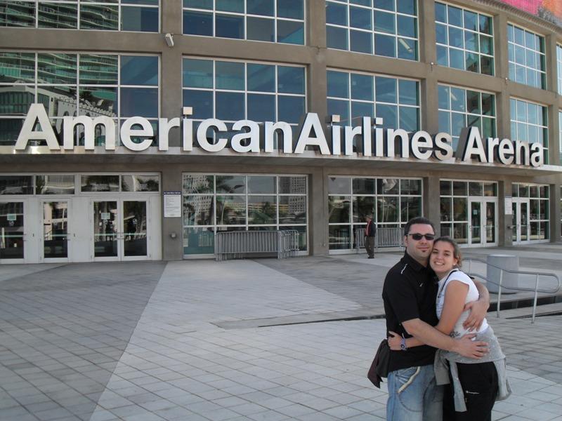 cHIA e Eo in Natale a Miami 2010