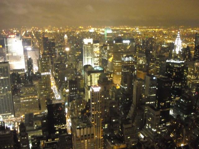 New York vista da PBF
